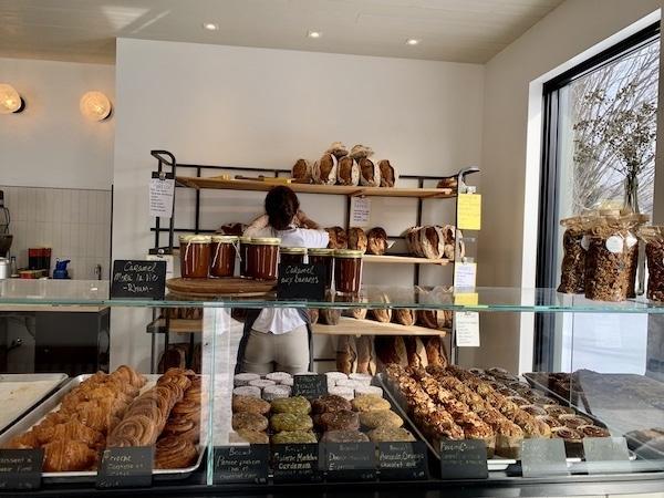 4 raisons d'aller à la Boulangerie Merci la Vie à Piedmont