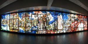 Les œuvres d'art à Montréal: de Lionel-Groulx à Berri-Uqam !