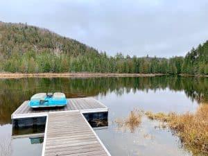 Magnifique chalet au Québec: le Chalet Pic-Bois !