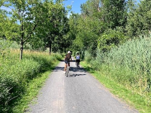 les de Boucherville sentier île de la Commune LM Le Québec LM Le Québec