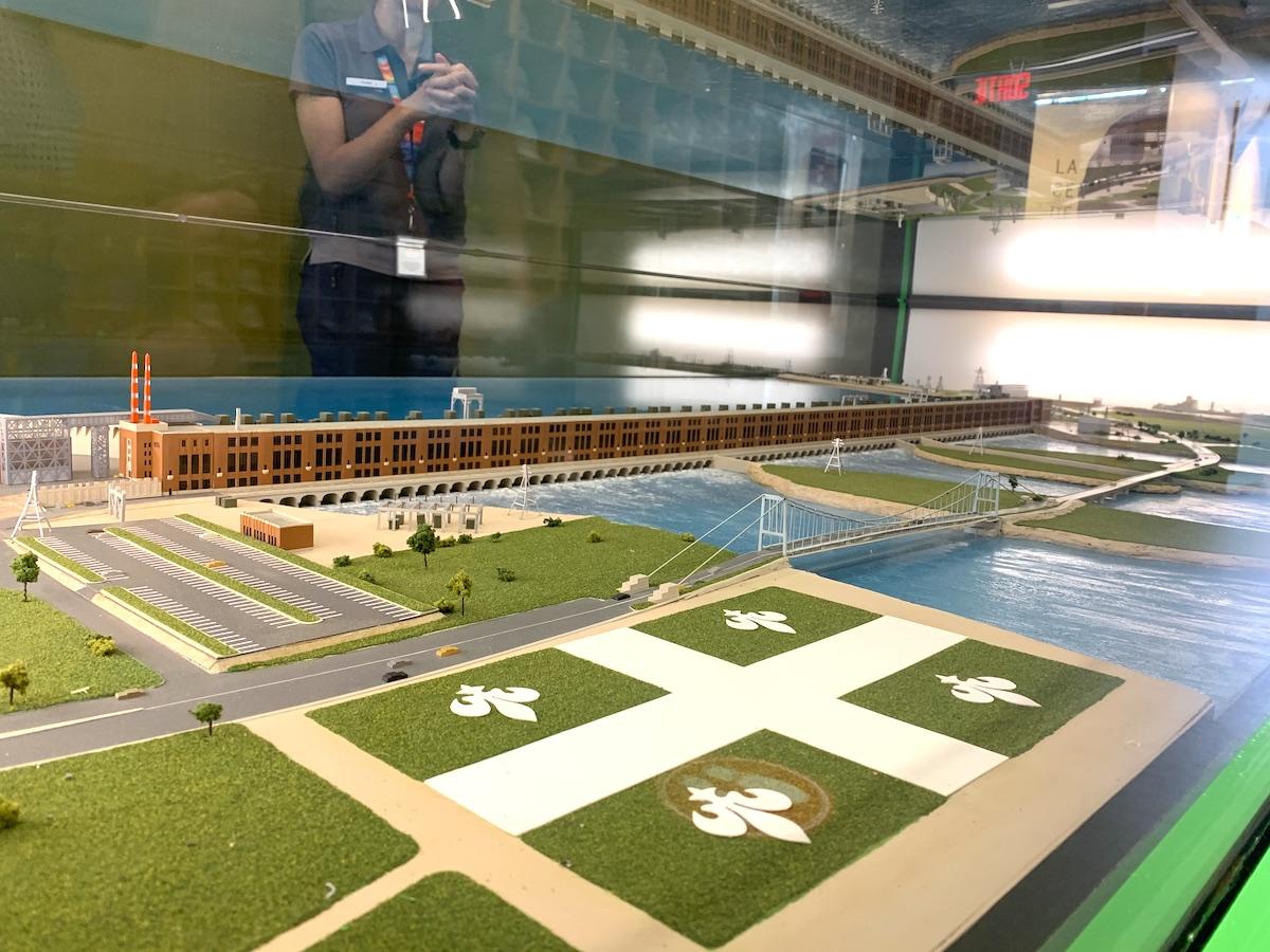 Visiter la centrale hydroélectrique de Beauharnois