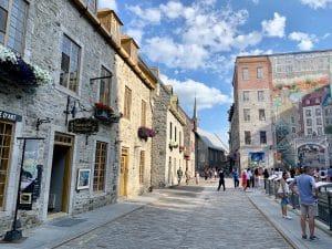 Découvrir la ville de Québec en un week-end !