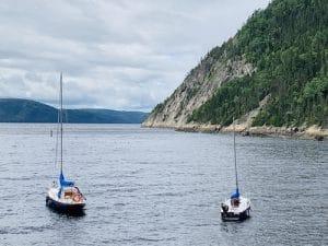 Anse a Sainte Rose du Nord LM Le Québec