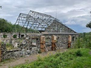 Cathédrales industrielles de La Pulperie de Chicoutimi