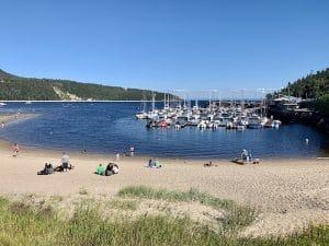 La Baie de Tadoussac LM Le Québec