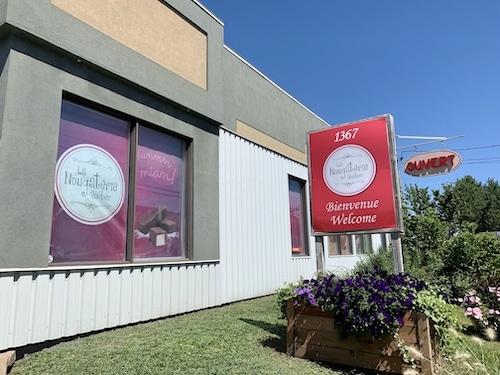 La Nougaterie Quebec de lile dOrleans LM Le Québec