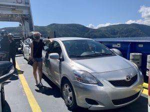 Tadoussac en Communauto LM Le Québec