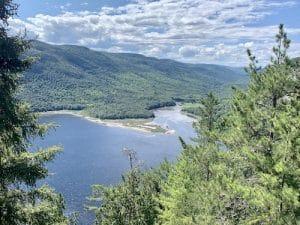 Vue sur la Baie Éternité par LM Le Québec