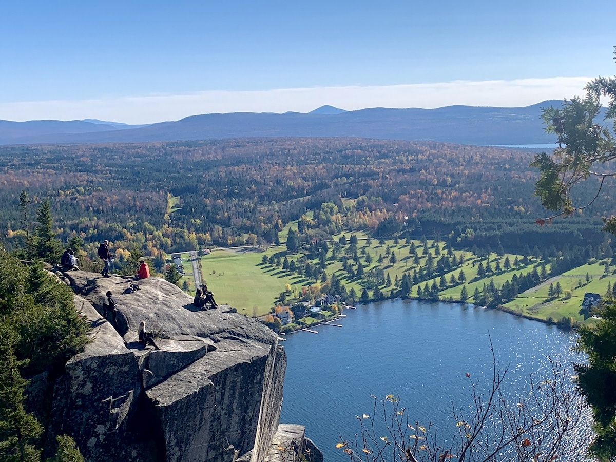 Read more about the article La vue spectaculaire du mont Pinacle !