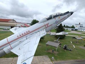 Le musée de la défense aérienne à Bagotville