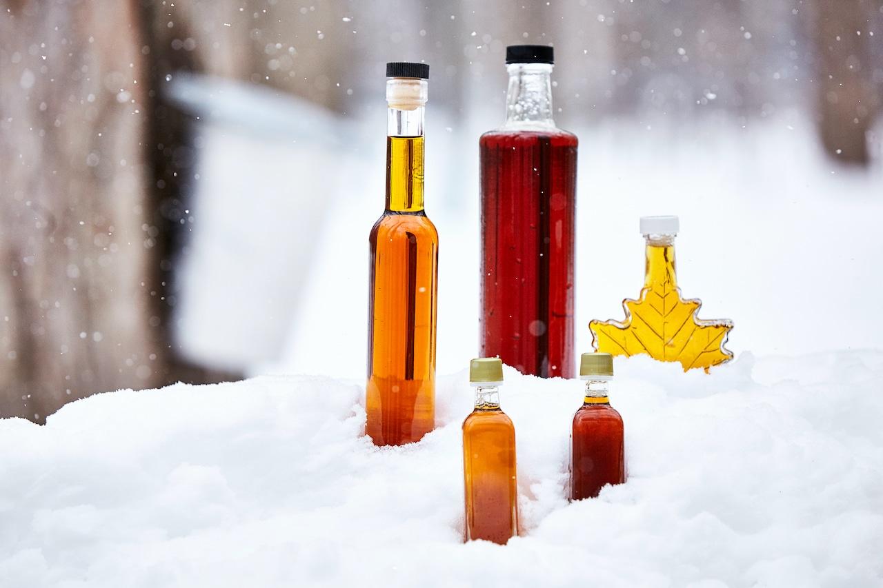 Le sirop d'érable au Québec: sans modération