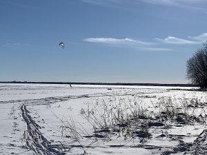 Le parc national d'Oka en hiver !
