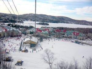 Où faire du ski alpin dans les Laurentides ?