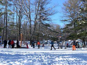 Pratiquer les sports d'hiver au Québec