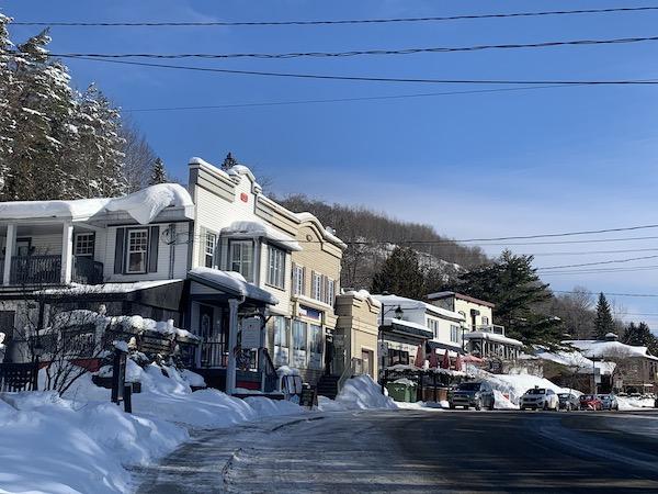 Vieux village de Tremblant 2 LM Le Québec