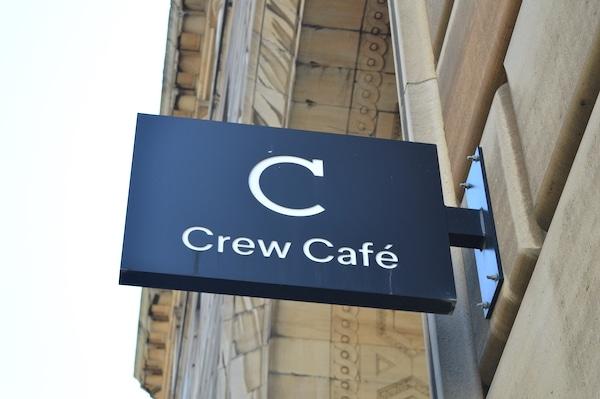 Crew Cafe LM Le Québec