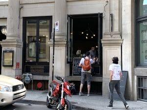 Flyjin Cafe LM Le Québec