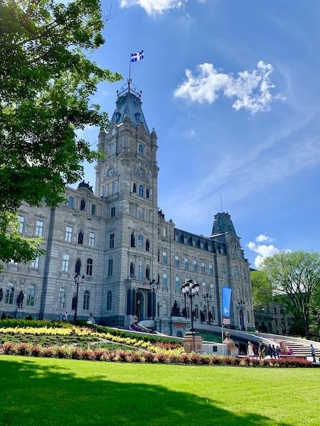 Assemblee Nationale du Quebec LM Le Québec