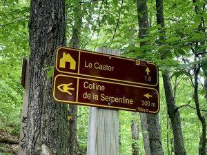 Colline de la Serpentine LM Le Québec