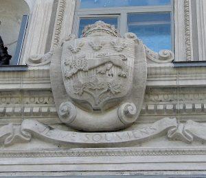 Je me souviens au Parlement du Quebec LM Le Québec