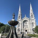 Le Sanctuaire de Sainte-Anne-de-Beaupré