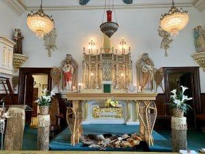 Eglise Notre Dame de Lorette LM Le Québec