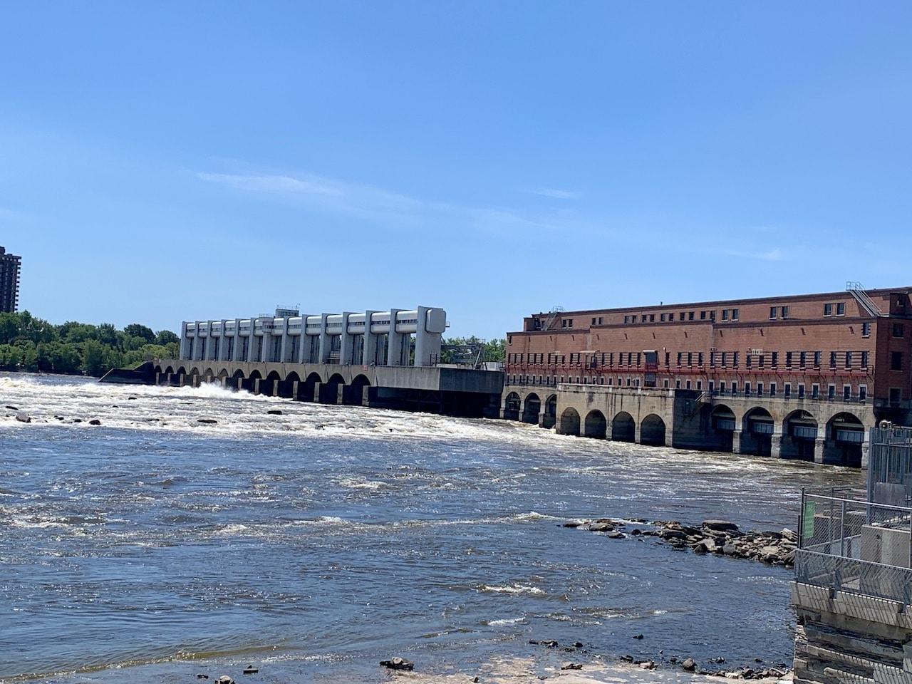 Read more about the article Découvrir la centrale de Rivière-des-Prairies