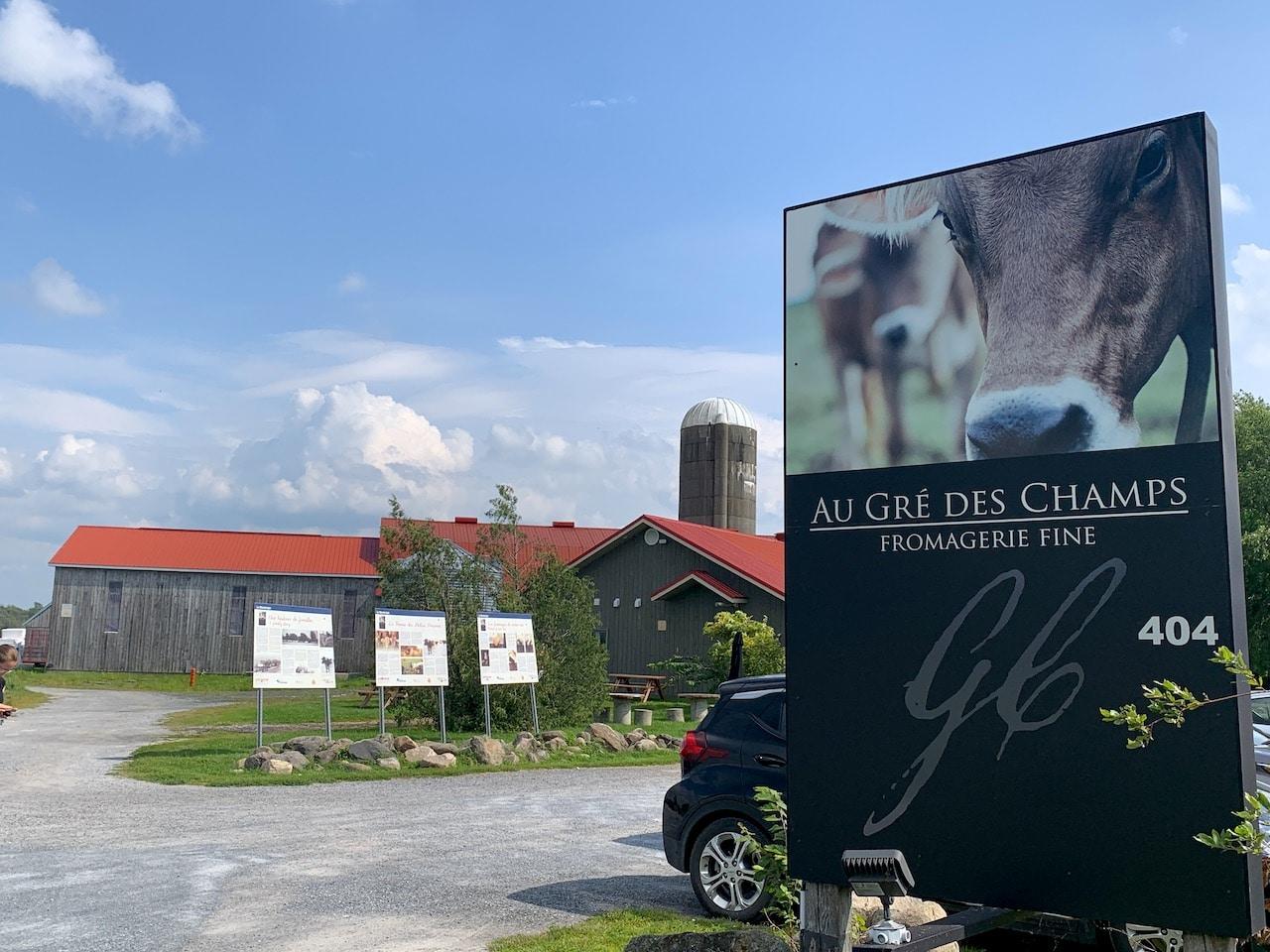 You are currently viewing Fromagerie Au gré des Champs : à découvrir !