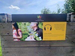 Visite audioguidee LM Le Québec