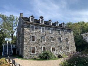 Le moulin du manoir LM Le Québec