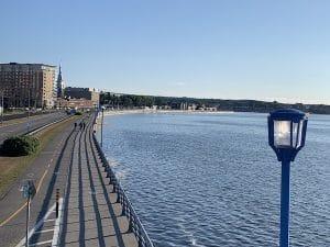 Promenade de Rimouski LM Le Québec